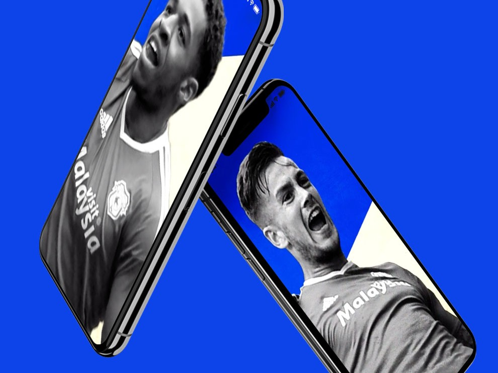 Cardiff City – We are One
