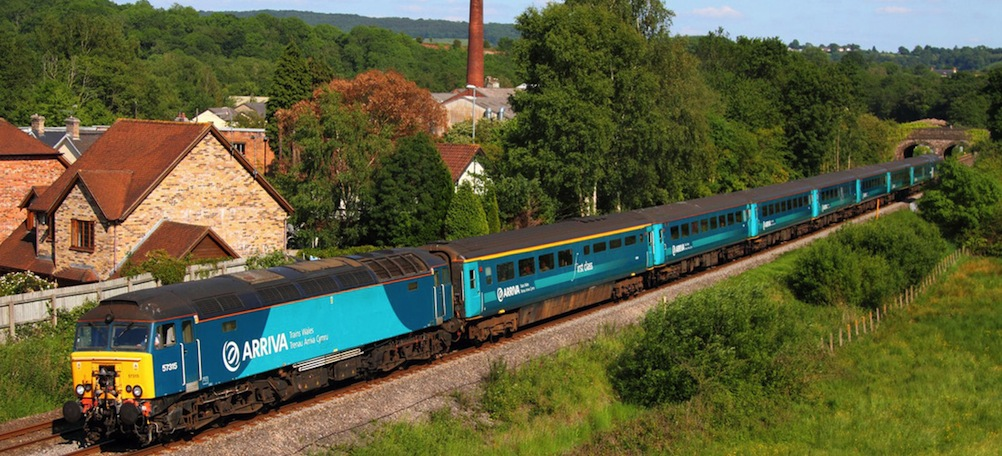 TV Advertising Campaign Arriva Trains Wales