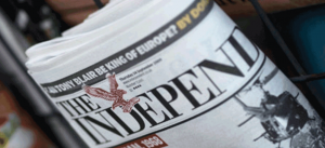 The closure of the Independent in print
