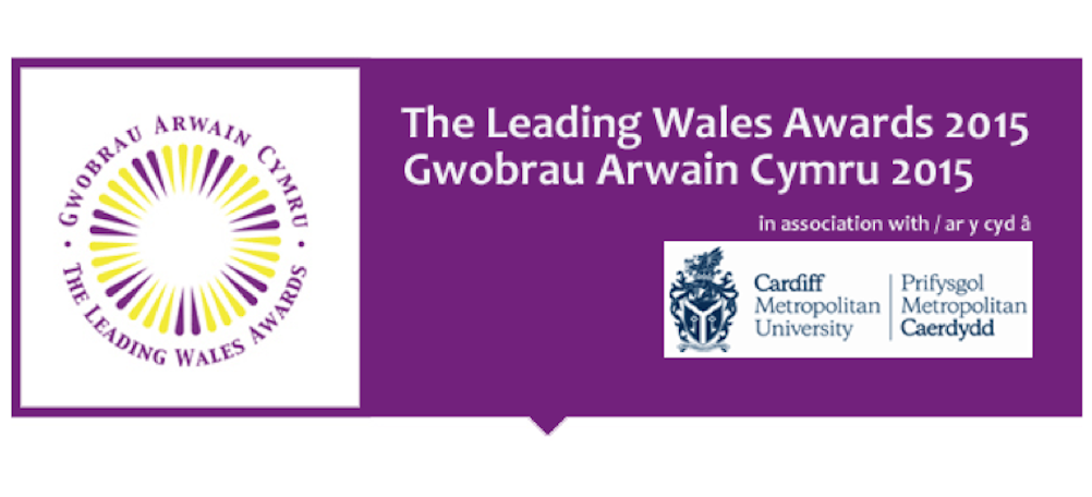 Leading Wales Awards - Leadership Cafe