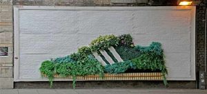 Adidas Goes Green Billboard