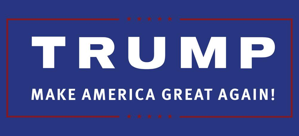 Trump Logo Design