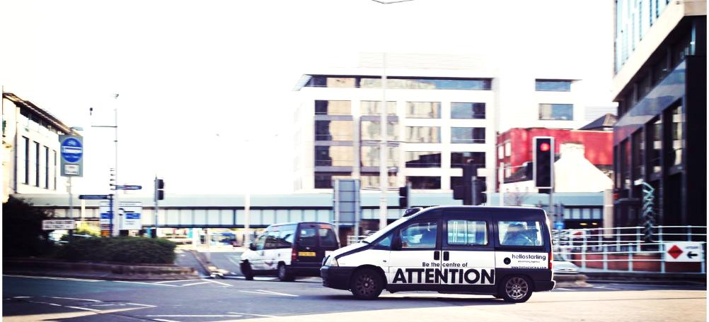 Taxi advertising benefits
