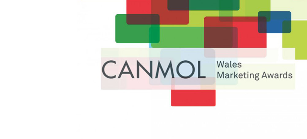 Canmol Wales Marketing Awards 2015