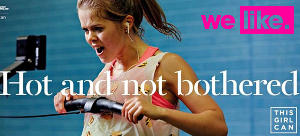 Sport England 'This Girl Can'