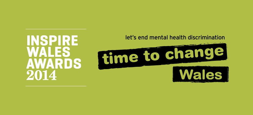 Inspire Wales Time to Change Wales