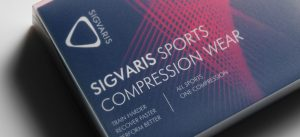 Concept, packaging design and copy - Sigvaris