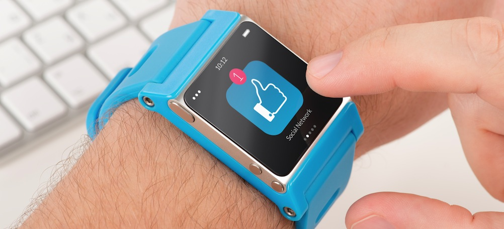 Advertising and wearable technology