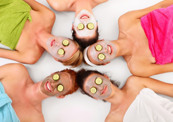 Hen Party at The Buff Day Spa