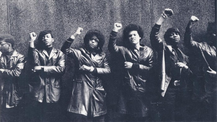 Black Panther Party featured in the film Framing the Panthers