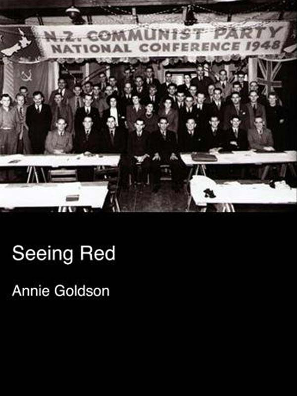 Seeing Red DVD Cover