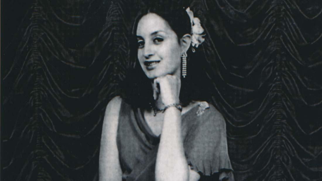 Georgina Beyer, new girl in town, featured in Georgie Girl