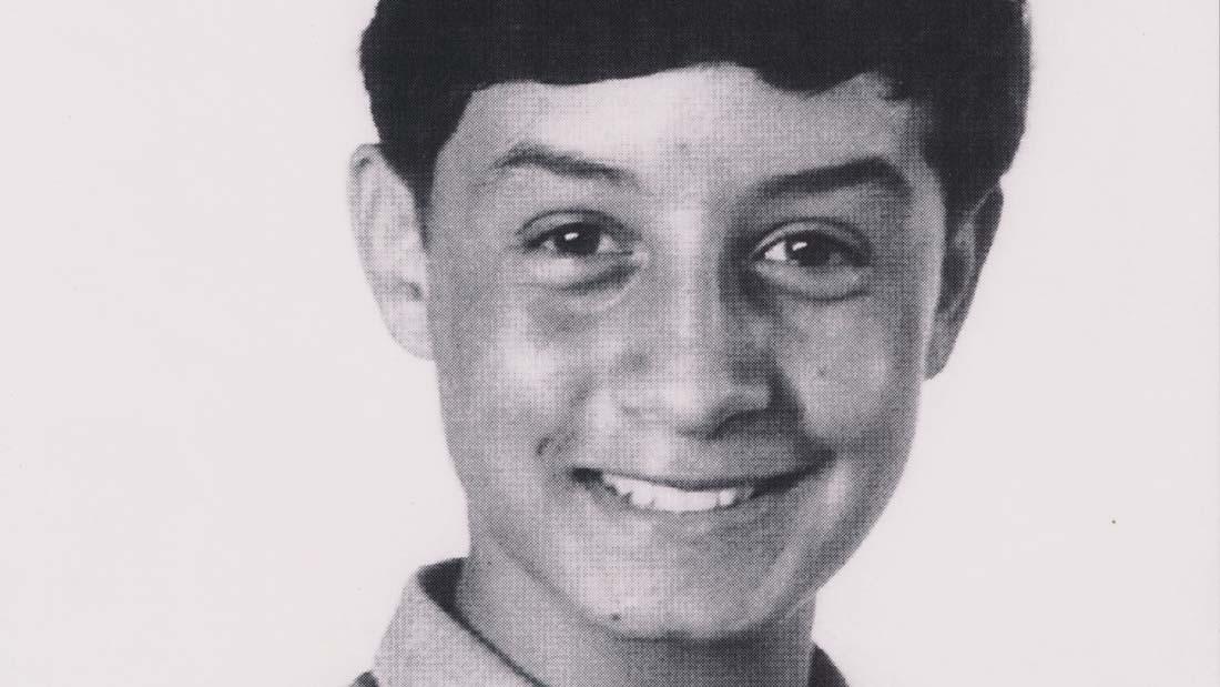 Georgina Beyer, as a child, featured in Georgie Girl