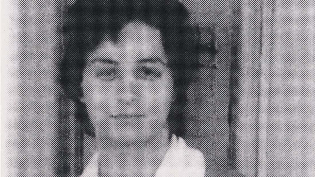 Georgina Beyer, as a teenager, featured in Georgie Girl