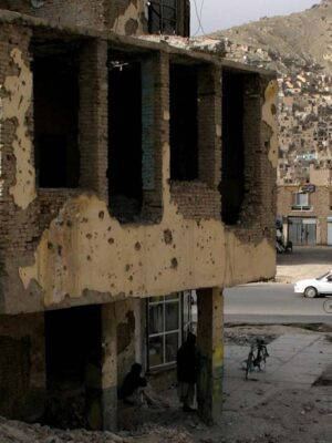 Kabul from the film Pacific Solution