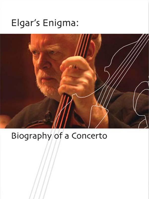 Elgar's Enigma DVD Cover