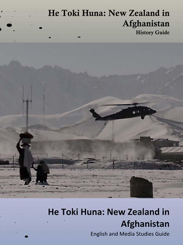 He Toki Huna: New Zealand in Afghanistan Study Guides