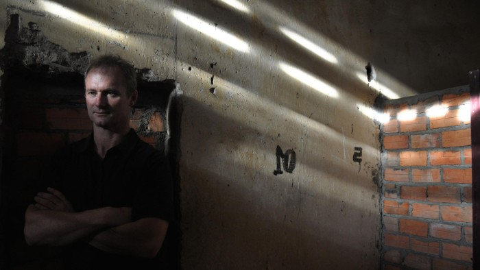 Rob Hamill at Tuol Sleng | Brother Number One