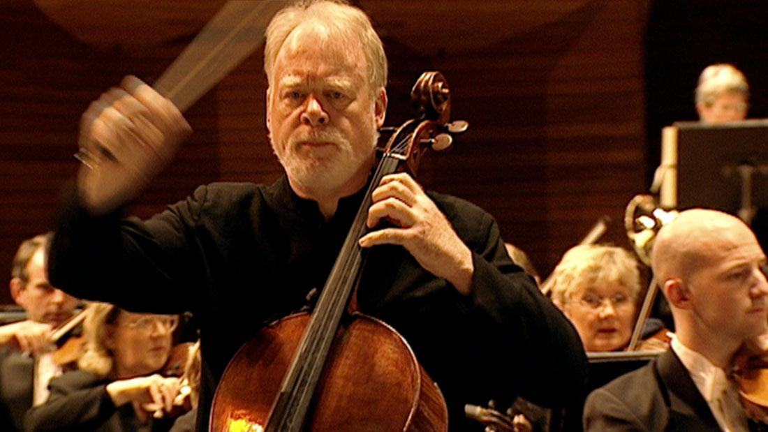 Lyn Harrell & the NZSO   Elgar's Cello Concerto in E Minor