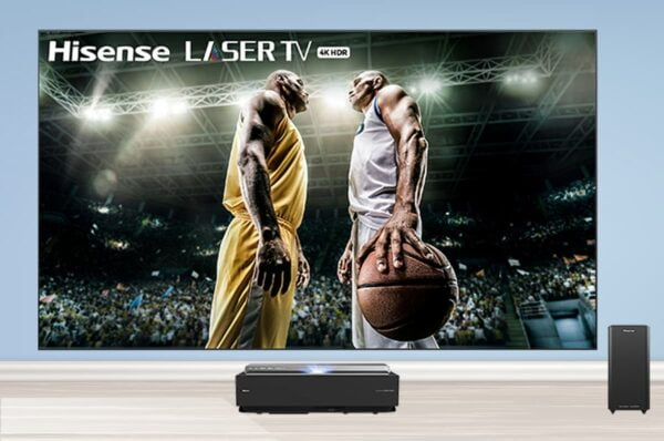 Hisense has announced the release of the world's first Rollable Screen Laser TV, which will be available this year.