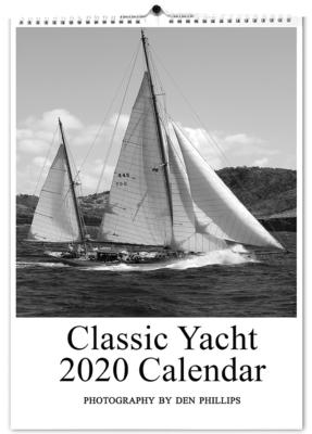 2020 Classic Yacht coverc