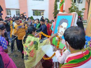 107th Birth anniversary of Adwaita Malla Barman