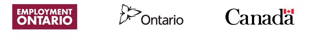 Employment Ontario logos