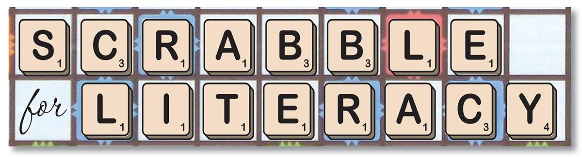 Scrabble for Literacy logo
