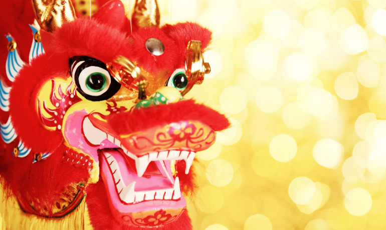 Shipping Chinese New Year