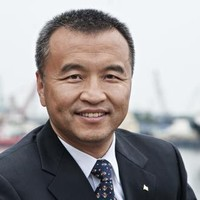 Captain Yuping Bi  |  Executive President of Ocean Favor Shipping