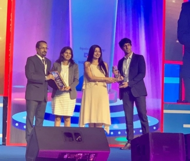 SAI Shipping receiving 'Best shipping agent of the year' 2019