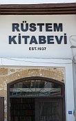 Rustem Kitabevi bookstore