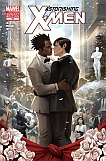 Gay marriage in New York State and in Marvel X-Men