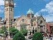 Old Souyh Church in Copley, Boston, MA
