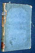 Old Paper Book Binding