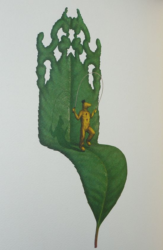Jules Renard's Histoires Naturelles by Serafini