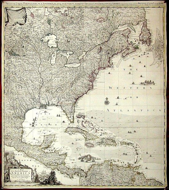 America mapped