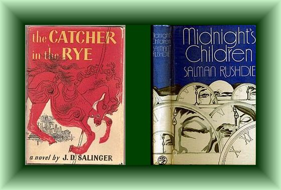 The Catcher in the Rye Midnight's Children
