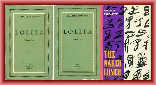Lolita and Naked Lunch