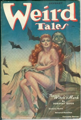 Weird Tales beautiful covers
