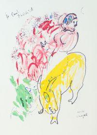Le Dur Désir de Durer, Eluard, Chagall