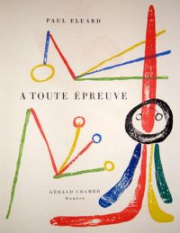 À toute épreuve by Eluard-Miro