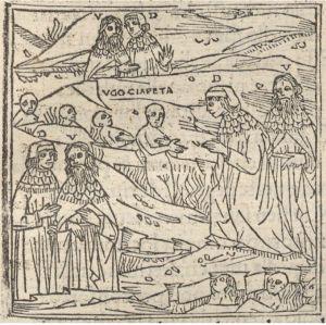 Commedia di Dante of 1491