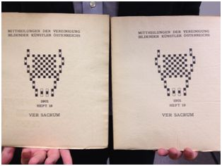 Ver Sacrum cover designs