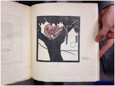 """""""Der Tod im Baum"""" (""""The Death in a Tree"""")"""