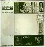 Ver Sacrum cover May/June 1898