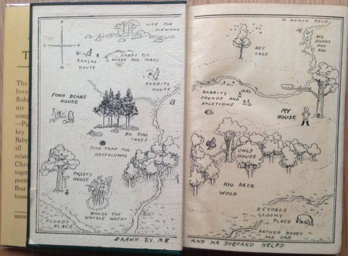 Endpapers-Winnie-the-Pooh