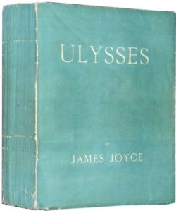 James Joyce Ulysses