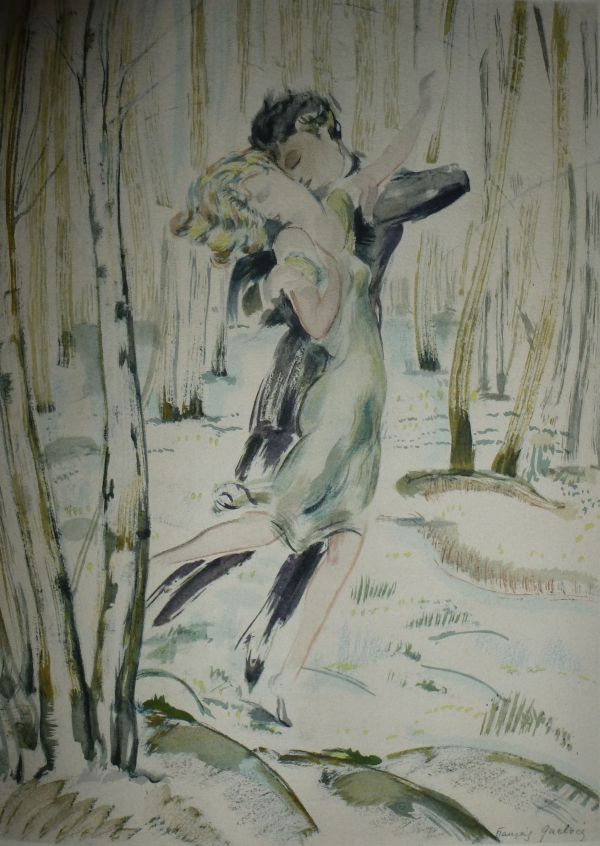 Painted Shores, Francois Quelvee watercolors, first book published by Black Sun