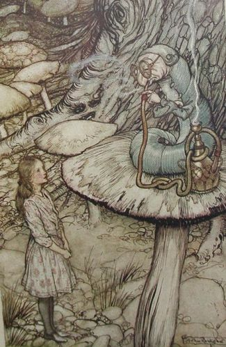 Arthur Rackham Alice